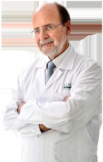 Doctor Ramón Estruch, miembro del comité científico del Observatorio del Cacao