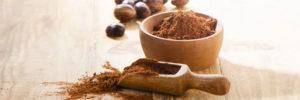 Cacao natural para tu corazón y el control del sobrepeso