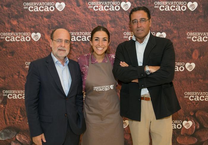 Doctor Estruch, Alma Obregón y Doctor Venancio Martínez