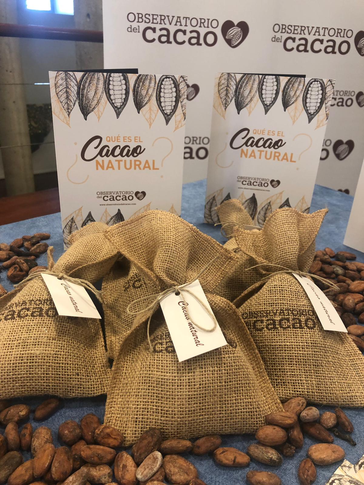 Añadir cacao natural a la alimentación diaria puede ayudar a reducir la incidencia de enfermedades crónicas
